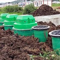 农家乐污水处理设备