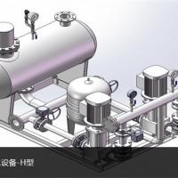智能接力供水设备—H型