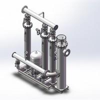 智能接力供水设备—静音式