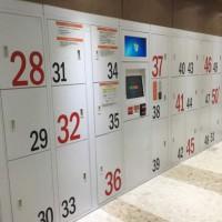 武汉壹方购物中心寄存柜